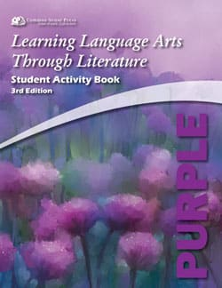 Go to The Purple Book Student Activity Book 3rd Edition, Learning Language Arts Through Literature Grade 5 9781929683383 by Common Sense Press