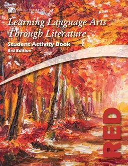 Go to Red Book Learning Language Arts Through Literature by Common Sense Press