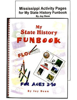 Mississippi: My State History Funbook