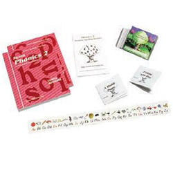 Go to Saxon Phonics Teaching Tools