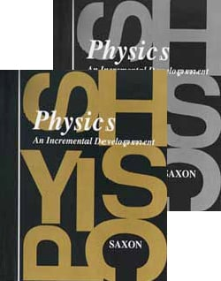 Go to Saxon Physics Homeschool Kit 9781565772014