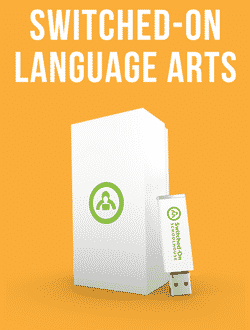Go to Switched-On Schoolhouse Language Arts on USB Flash Drive Publisher: Alpha Omega Publications