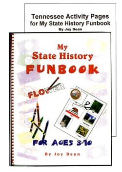 Tennessee My State History Funbook